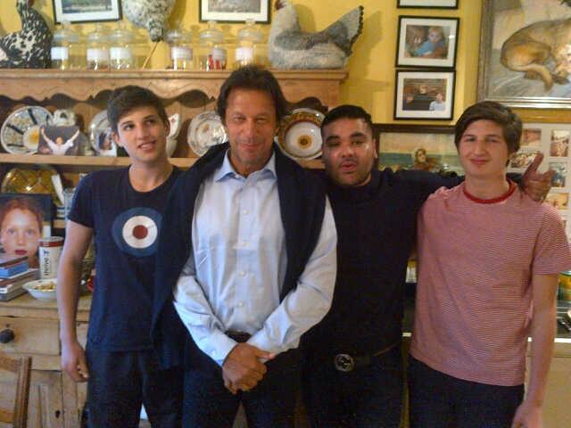"Imran Khan on Twitter: ""With Shahid Khan known as Naughty ..."
