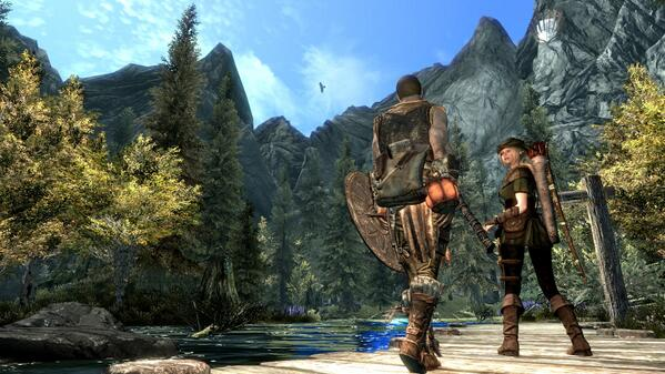 Shimmering grotto skyrim marriage