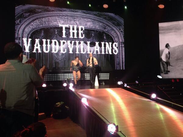 The Vaudevillians