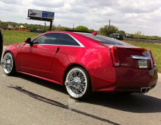 Yc On Twitter Quot The Future Bae Cadillac Cts On Swangas