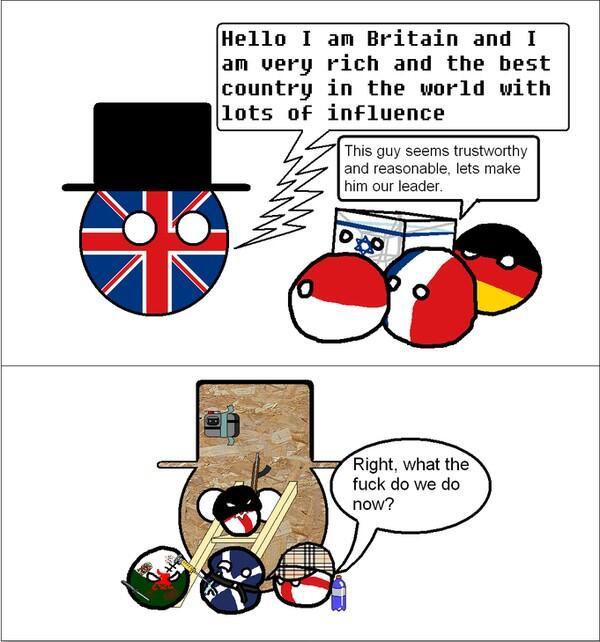 イギリスの正体 【解説】 イギリスのハリボテの中身はウェールズ、イングランド、スコットランド、そして北アイルランドだそうです。pic.twitter.com/ovsSvLHNFf