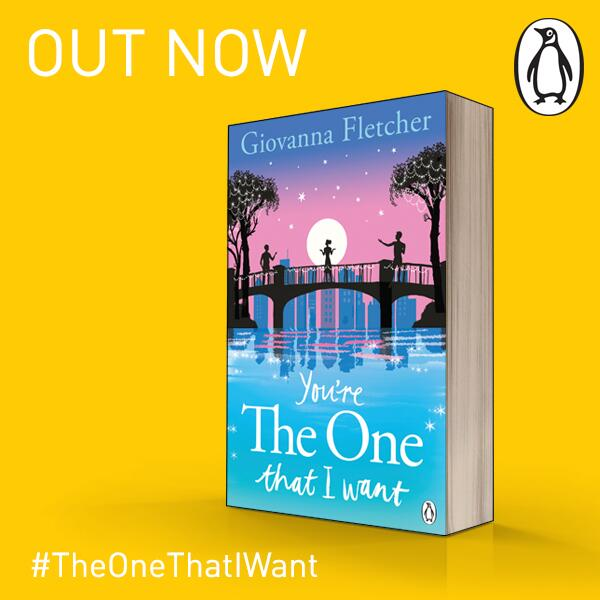 The final #giveaway! RT to win a signed copy of #TheOneThatIWant. Two winners will be chosen at random later today. X http://t.co/Akpqf0HcFo