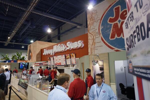 Jersey Mike's continues with aggressive expansion in #Bradenton, #Sarasota http://t.co/ZI3jSRolUL #RECon14 http://t.co/kl3vOSIDTP