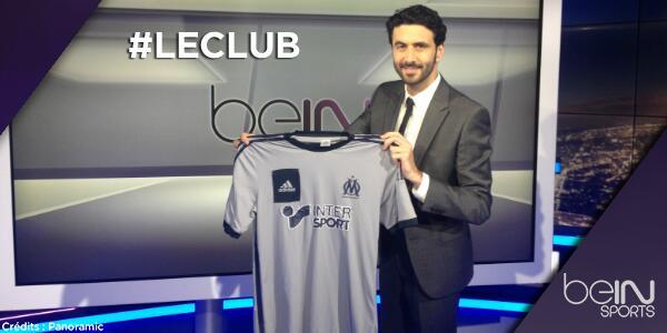 RT @beinsports_FR: RT ce message et tentez de gagner le maillot ext?rieur de l'OM 14/15 - Follow @beinsports_FR pour jouer #LECLUB http://t?