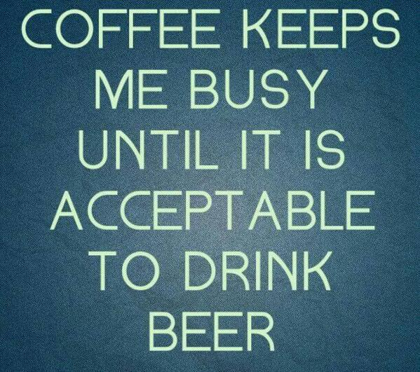 Who can relate to this statement on a Monday? #beer http://t.co/SR5moeCTs6