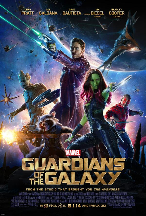 Marvel #GuardiansoftheGalaxy review