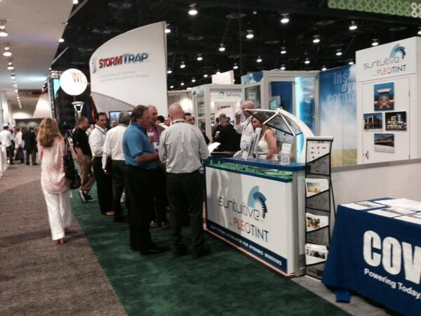 We're having a great time at #RECon14 ! http://t.co/UkBbVCfGtP
