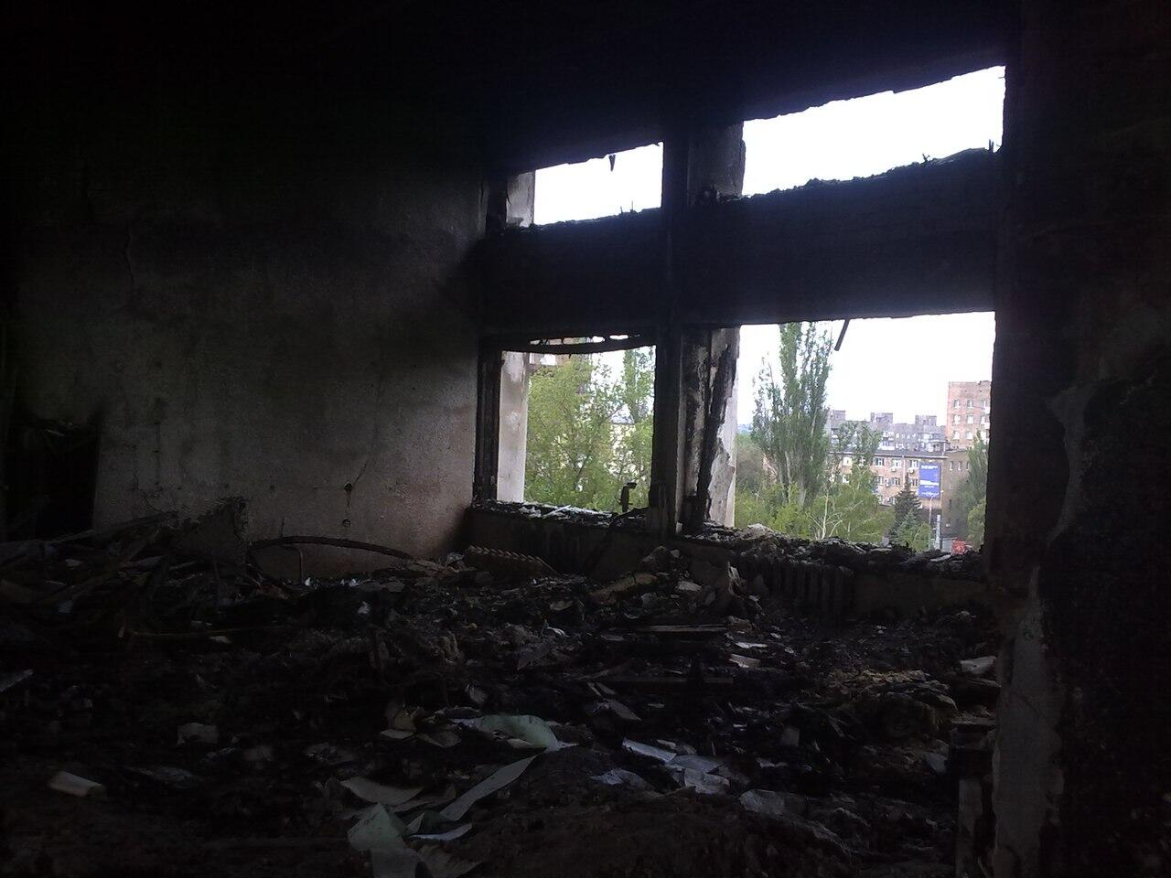 Террористы угрожают сжечь избирательный участок в Донецке, - СМИ - Цензор.НЕТ 9585