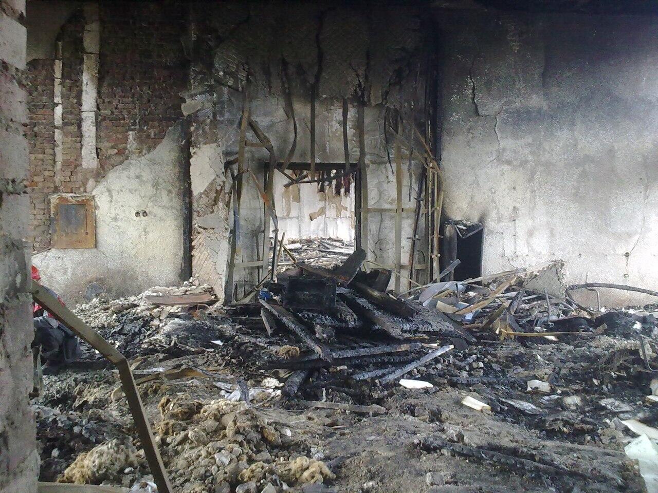 Террористы угрожают сжечь избирательный участок в Донецке, - СМИ - Цензор.НЕТ 7339