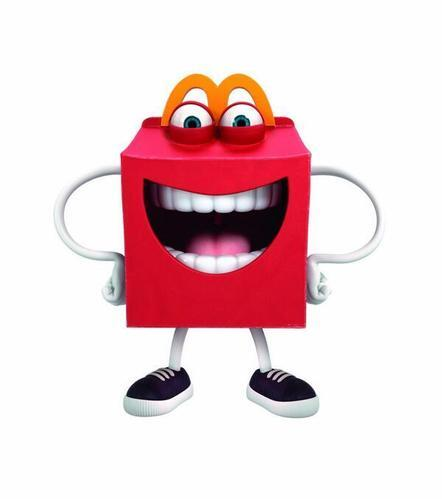 15 hilarious Twitter reactions to McDonald's new Happy Meal mascot http://t.co/0GHEfSR6CJ http://t.co/wJJGRYsCho