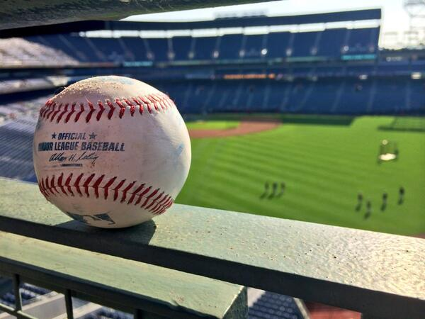 It's a good day for a @braves baseball game. http://t.co/rinigSU976