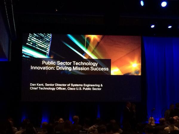 Thumbnail for Day 1: Cisco Live San Francisco 2014