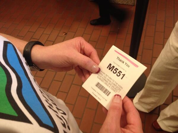 Take a number! @multco issuing marriage licenses for all committed couples. http://t.co/232NjG0wR7