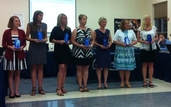 All #Pottstown School District's Teachers of the Year. http://t.co/UoxVhZf1kH