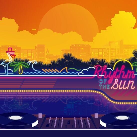"""この夏のビッグチューン☆ ケツメイシ、通算30枚目となるシングル """"RHYTHM OF THE SUN"""" が6月11日にリリース!!! STUDIO APARTMENT Remixも収録されていますので、是非チェックして下さい。 http://t.co/yxuKleqdw7"""