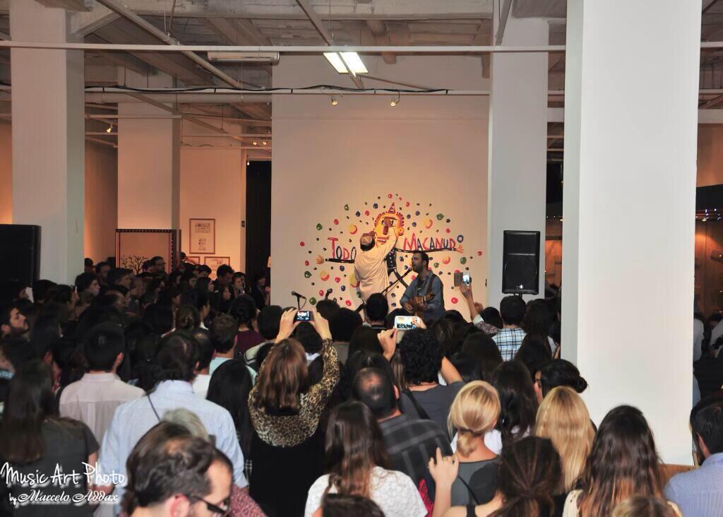 Centro Cultural Borges — Todo es macanudo xLiniers