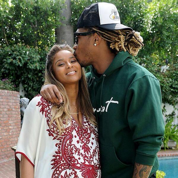 Congratulations @ciara & @1future! The Couple Welcome First Child Together, A Baby Boy. http://t.co/PwPkrMDZKE