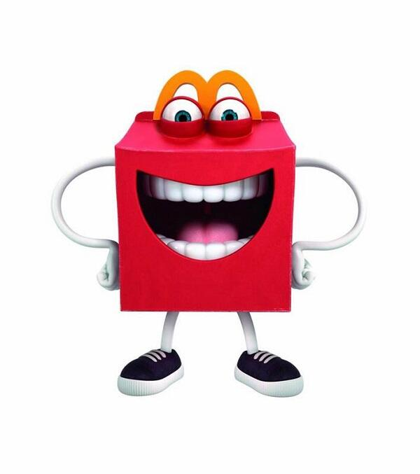 Great work @McDonalds! That new mascot should scare the kids off junk food » http://t.co/Zao54LlvQ4 (via @RachGarry) http://t.co/h6lYWndKFd