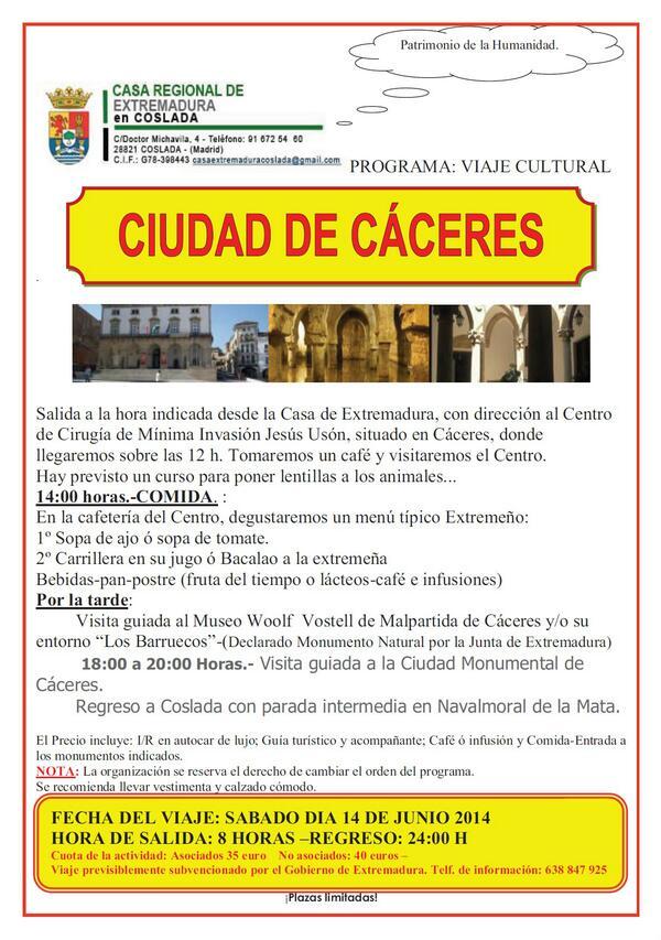 Casa Extremadura Cos (@CasExtremadura)   Twitter