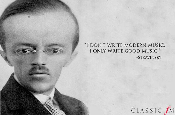 Classic Fm On Twitter The Most Egotistical Quotes From Great