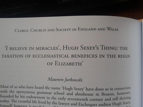 Beautiful. RT @MedievalArtRes: Okay this has to be the greatest academic essay title ever to grace a page http://t.co/cyecm3WCFy