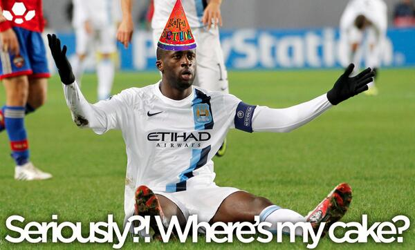 Man Citys snubbed birthday boy Yaya Toure says it would be an honour to play for PSG one day [France Football]