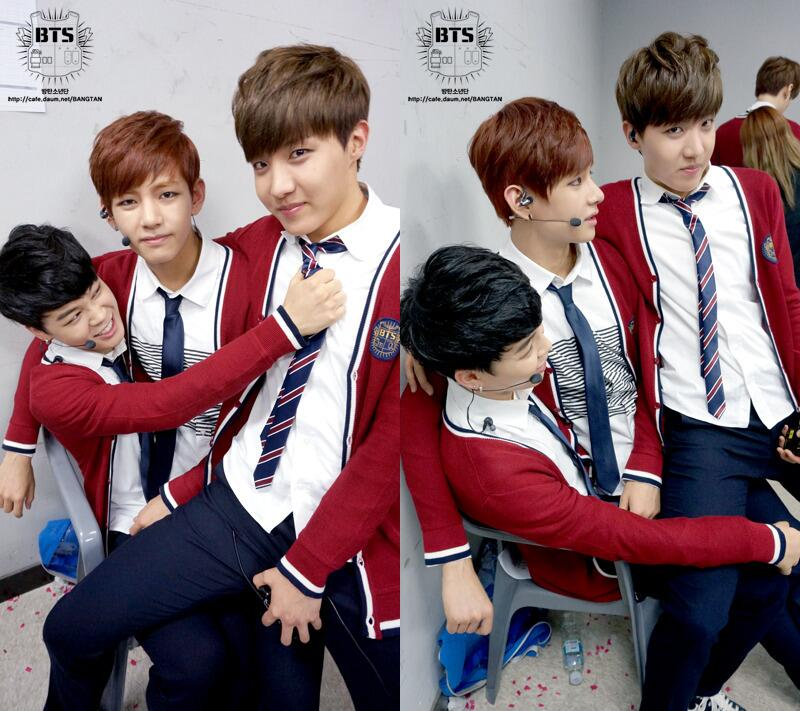 Top Picture/Fancafe] BTS STAFF DIARY : Just One Day Activity [140520] BV78