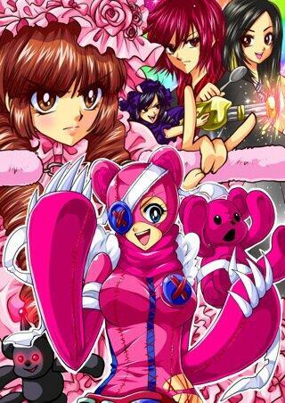 懐かしいついでに中川翔子さんがパンフレット用に描いて頂いた「ヌイグルマーZ」のイラスト!この完成度は凄いです!8月6日DVD &BR発売!予約も始まるわよ! http://t.co/ScjpWyjVbw