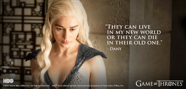 'He will explain the choice they have before them.' #Mockingbird #GameofThrones #Daenerys http://t.co/VvIA4sy6i6