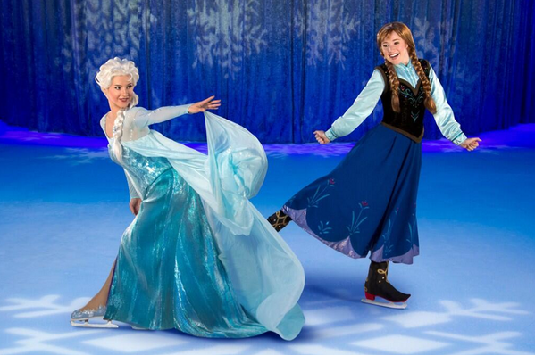 Walt Disney Frozen On Twitter Disney On Ice Is Coming With A