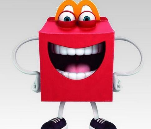 So, McDonald's new mascot is terrifying... http://t.co/oEdSJzUSfo http://t.co/BtIRUCkVKo