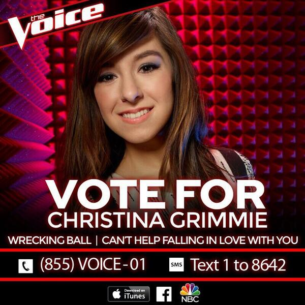 Do what Adam says ---> @adamlevine; Vote for @therealGrimmie http://t.co/uwkrVEhHaz ! http://t.co/qtEaAoMSSs