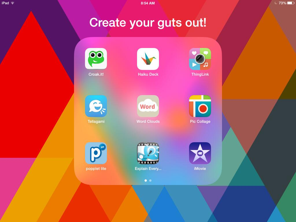 Twitter / mrbadura: Some of my favorite apps to ...