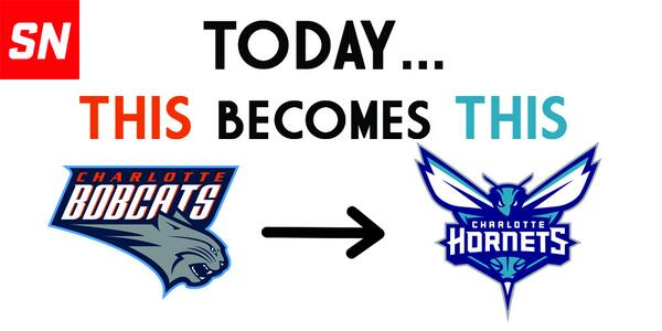 We're celebrating!!!! RT @SportsNation: Happy Hornets Day!!! http://t.co/HIFdimQ9Q9
