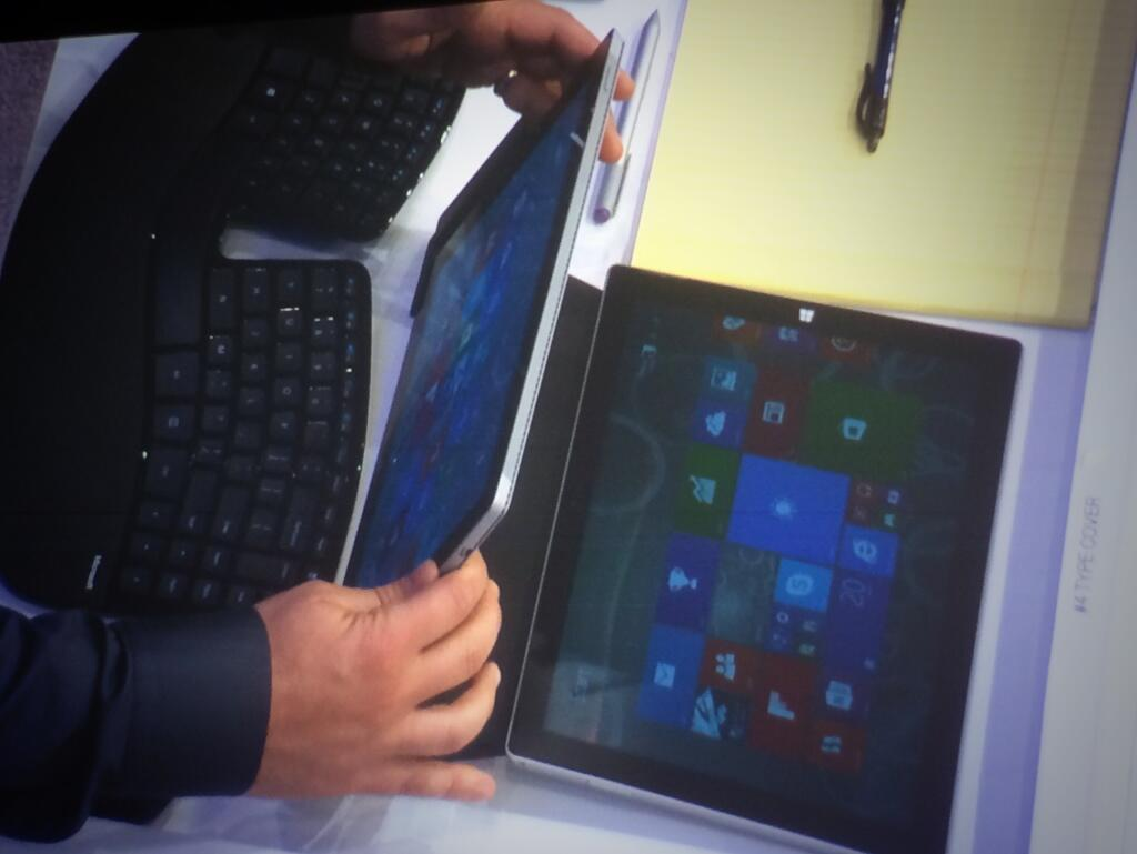 Microsoft Surface Pro 3 docking