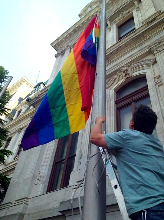 Thumbnail for Philadelphia Celebrates Marriage Equality!