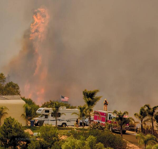 Our sincerest thanks go out to all the men and women who battled the fires here in SD. Heroes, each and every one. http://t.co/FVNvXTbMQW