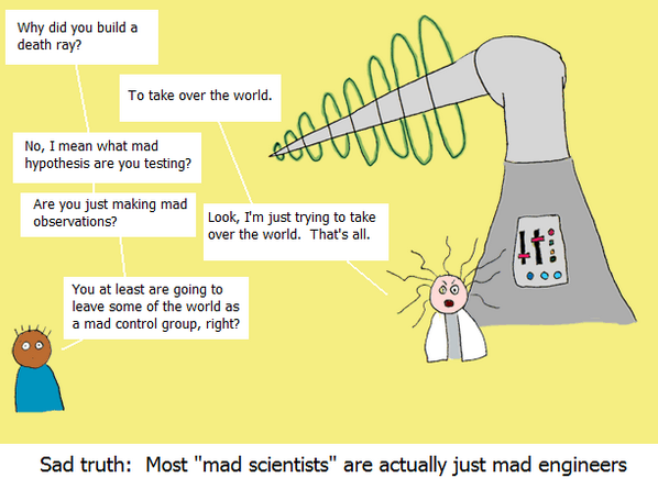 Most mad data scientists are actually mad data engineers. http://t.co/gNDtEtdABI