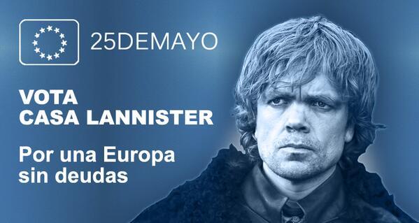 Un futuro Lannister es un futuro de riqueza. http://t.co/mI3okykwmz