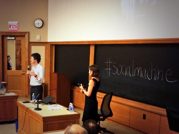 Following the conversation on @judithd's #SocialMachine!! http://t.co/Yuw2RmOe4R