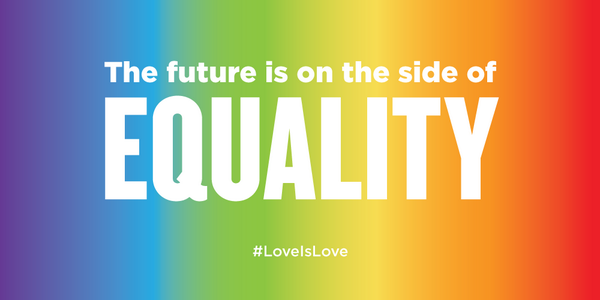 Today, our state took another step forward. #LoveIsLove in Pennsylvania http://t.co/dVn7oqs9Ym
