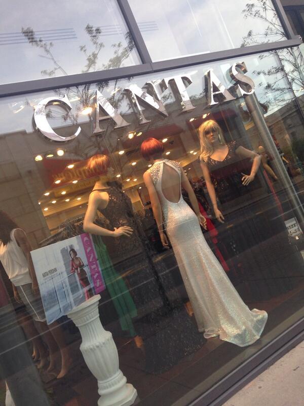 CANTAS Fashion - Magazine cover