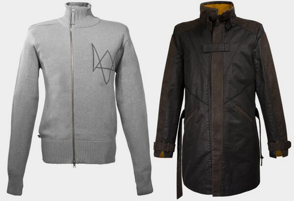 Ubisoft On Twitter Gear Up For Watch Dogs With Apparel