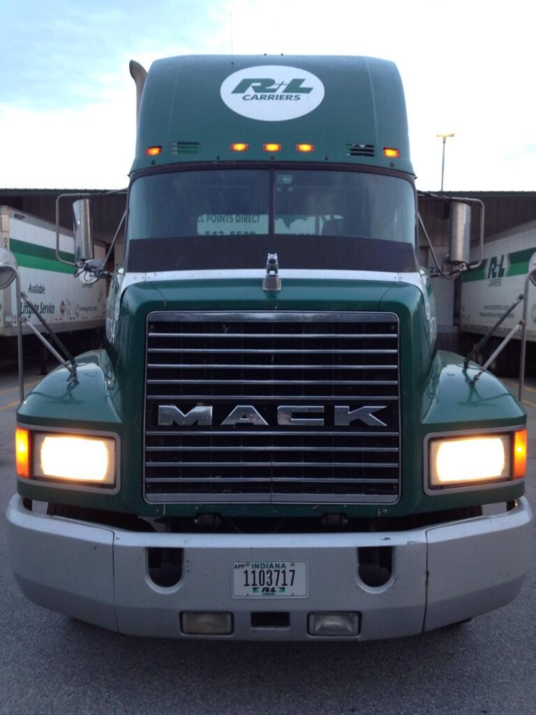 Twitter / jrwelch22: The truck I drive for @RLCarriers ...