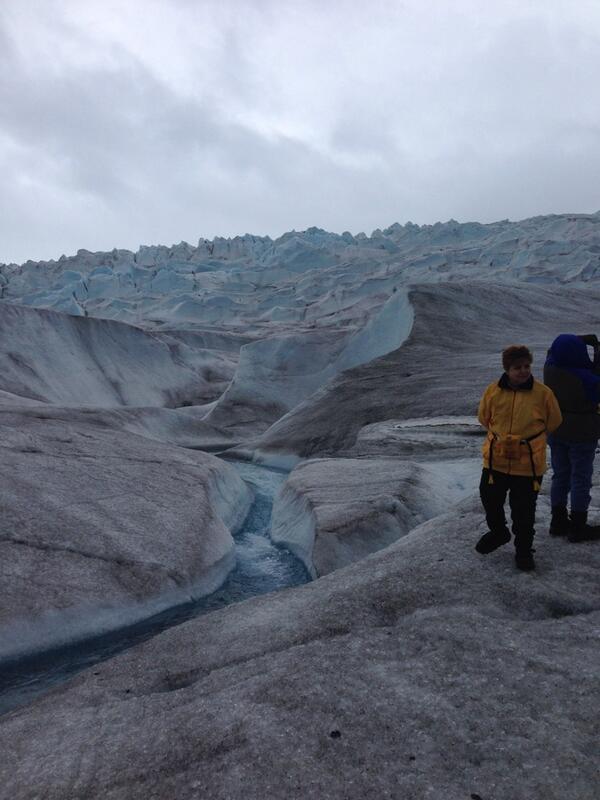 On the glacier http://t.co/ufJyPeTXvy