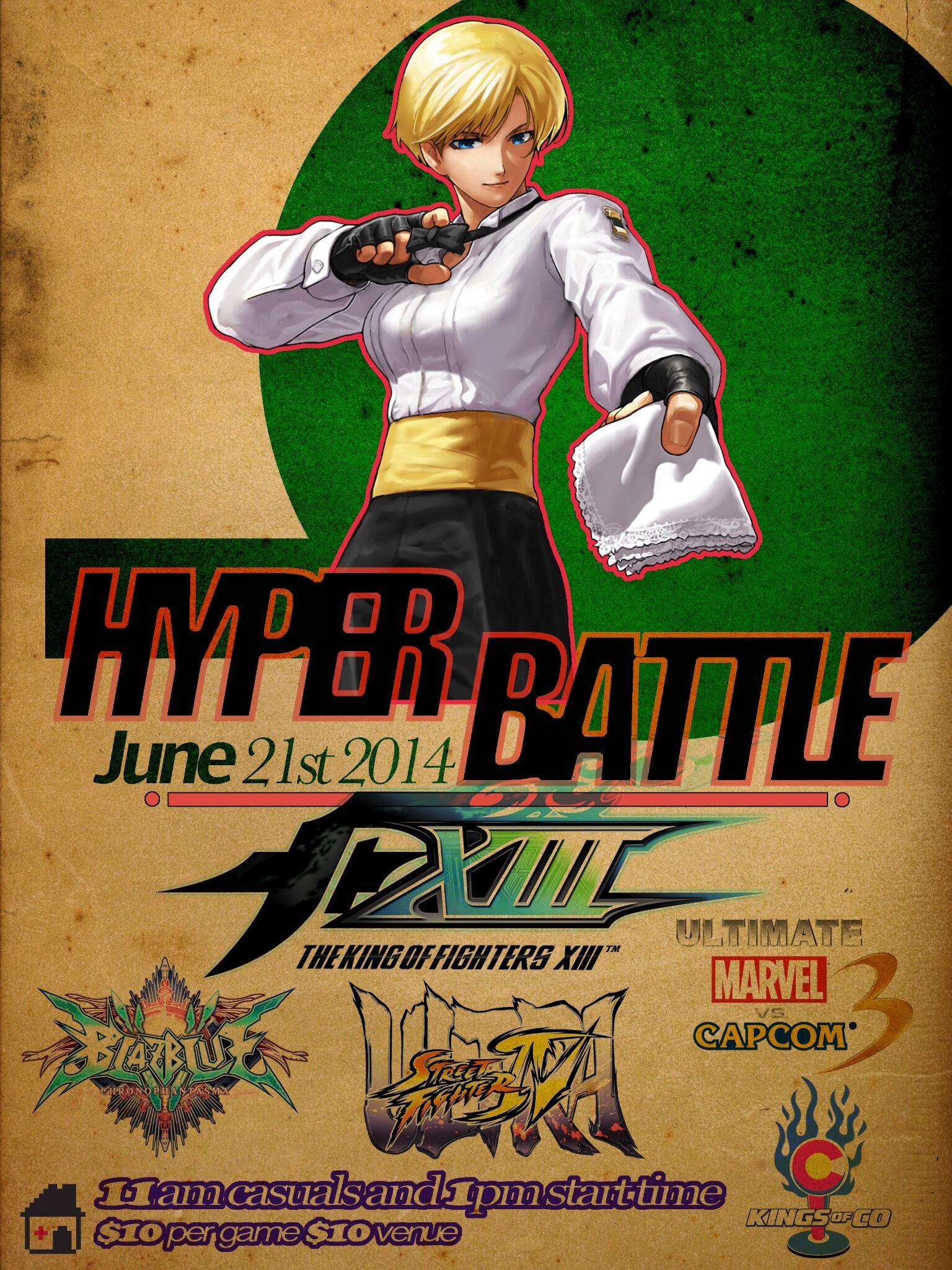 Hyper Battle