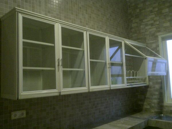 Budi Luhur Aluminium Twitterissa Kitchen Set Aluminium