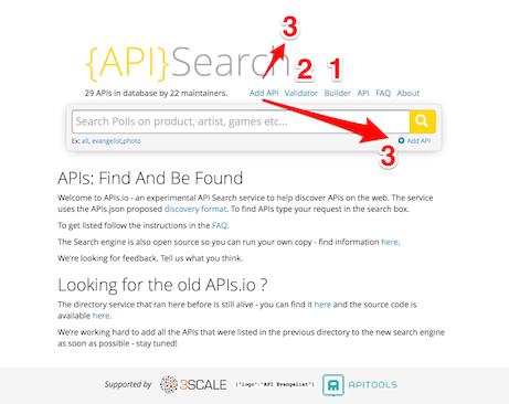 APIs.io and APIs.json Launched at #gluecon to Make #API Discoverability More Like #Search http://t.co/wqqxO5su3n http://t.co/cEQQPwtbYF
