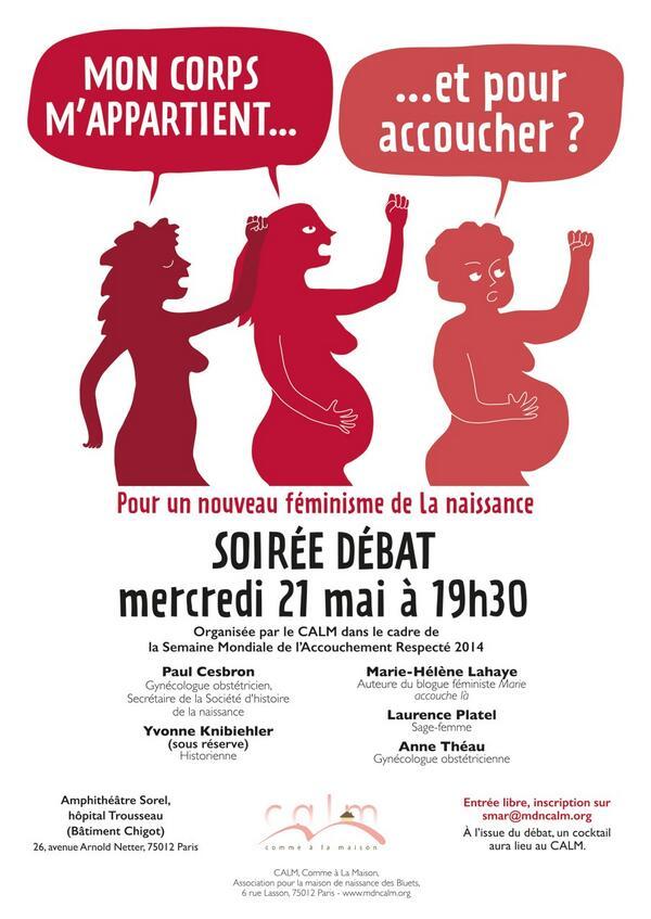 Thumbnail for Pour un nouveau féminisme dela naissance : LT du #nfn