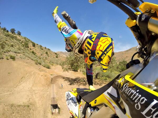Soaring over @WyvernMOTO http://t.co/lgS6bp8XPn